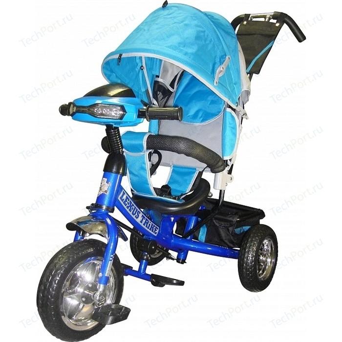 Велосипед трехколесный Funny Scoo Racer Trike (MS-0630 IC) синий автомобиль на радиоуправлении kidztech mini racer