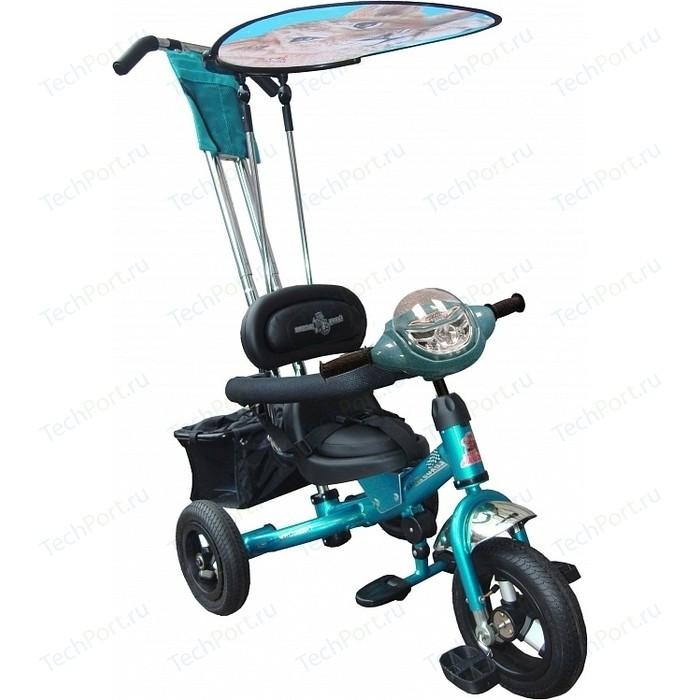 Велосипед трехколесный Funny Scoo Volt Air (MS-0576 IC) аква