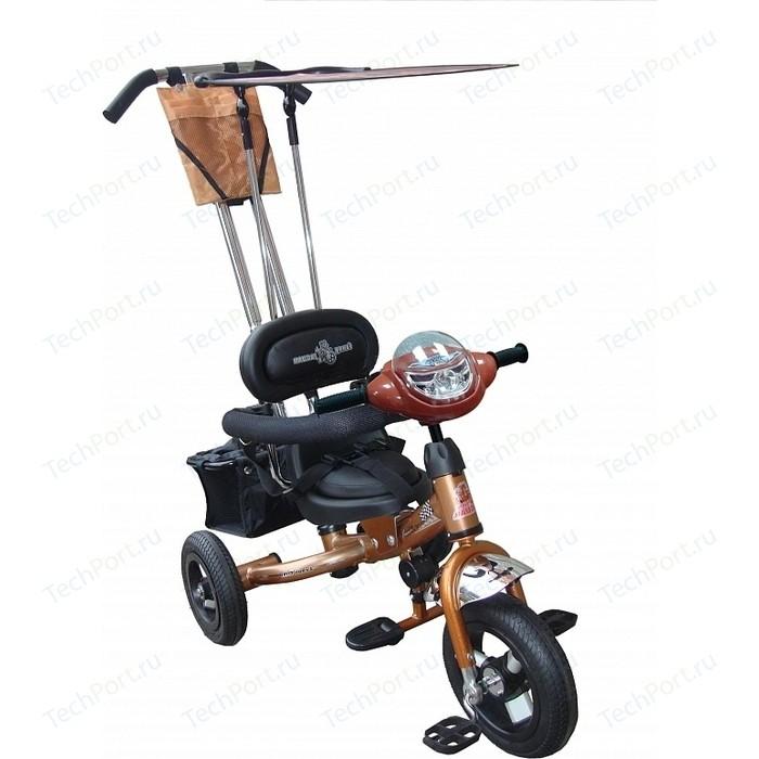 Велосипед трехколесный Funny Scoo Volt Air (MS-0576 IC) бронза