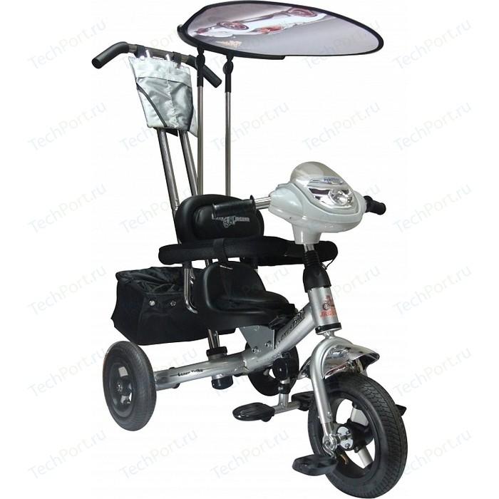 Велосипед трехколесный Funny Scoo Volt Air (MS-0576 IC) серебро