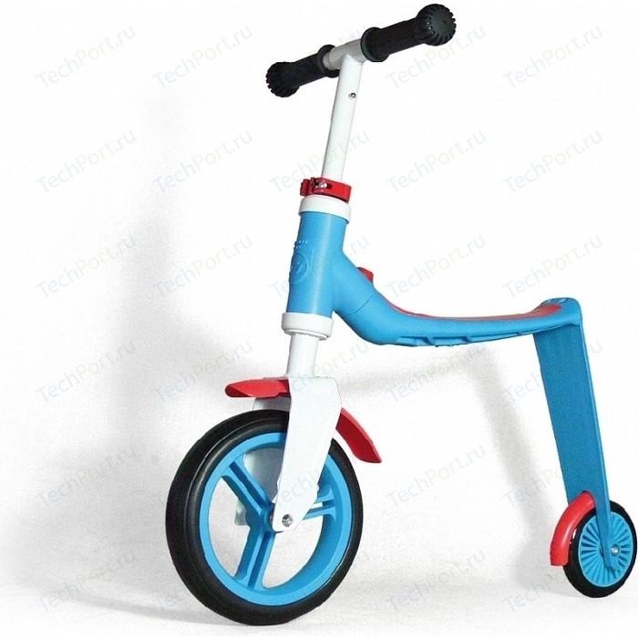цена на Самокат 2 в 1 Scoot&Ride Highwaybaby голубой