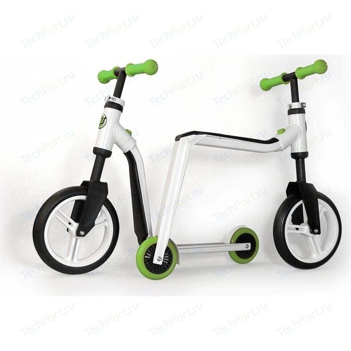 цена на Самокат 3 в 1 Scoot&Ride Highwayfreak бело-зеленый
