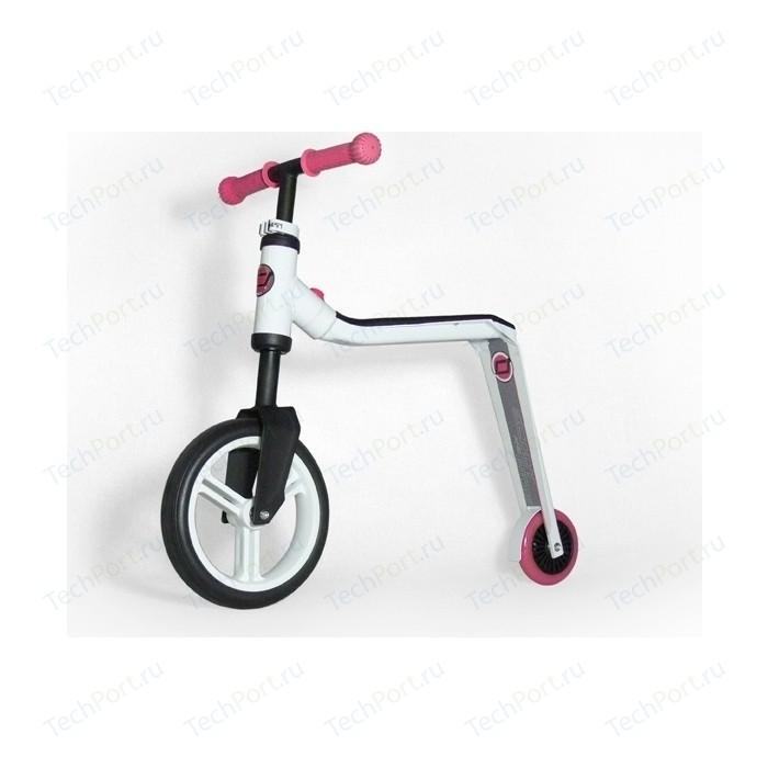цена на Самокат 3 в 1 Scoot&Ride Highwayfreak бело-розовый