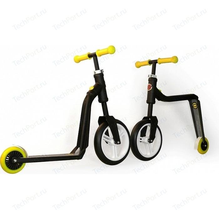 цена на Самокат 3 в 1 Scoot&Ride Highwayfreak черно-желтый