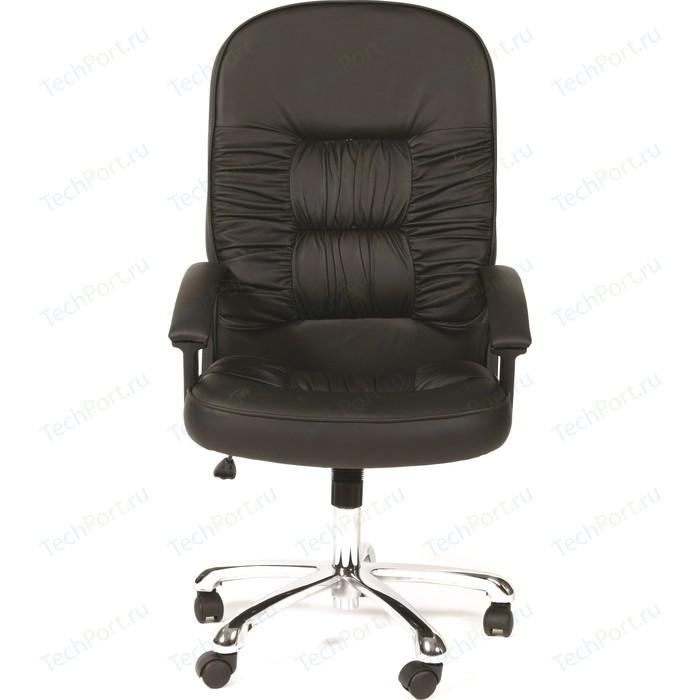 Офисноекресло Chairman 418 PU2001-12 черное матовое