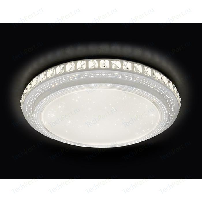 Управляемый светодиодный светильник Ambrella light F92 104W D600