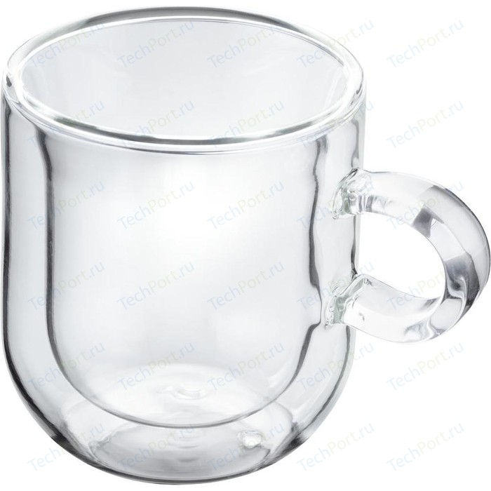 Набор чашек для эспрессо 2 штуки 75 мл Judge Double Wall (JDG22)