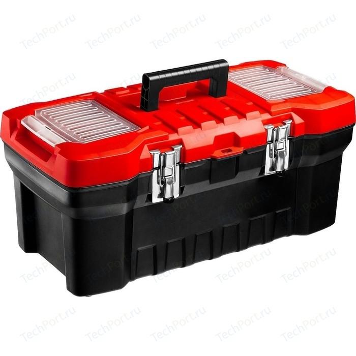 Ящик для инструментов Зубр Мастер 22 (38180-22 2)