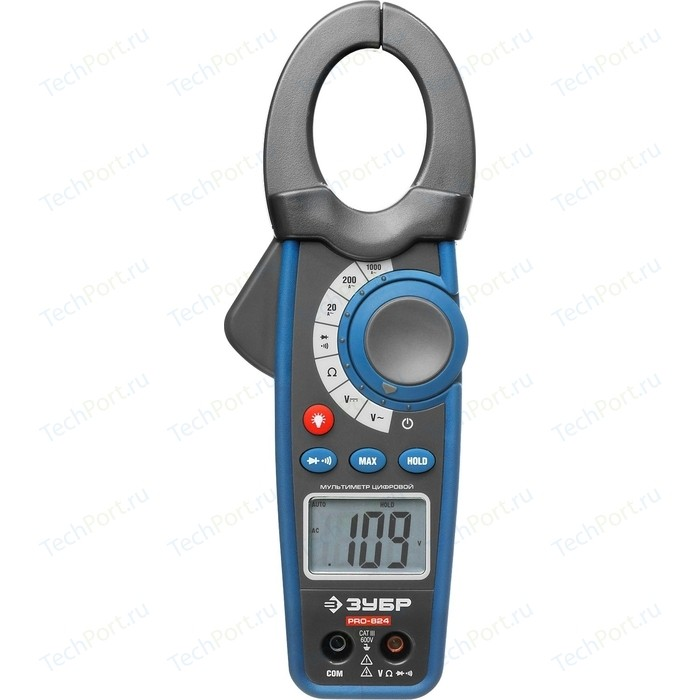 Мультиметр Зубр Профессионал PRO-824 (59824)