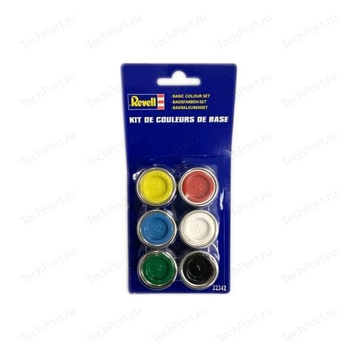 Набор Revell Базовый краски (6x14ml) (32342)
