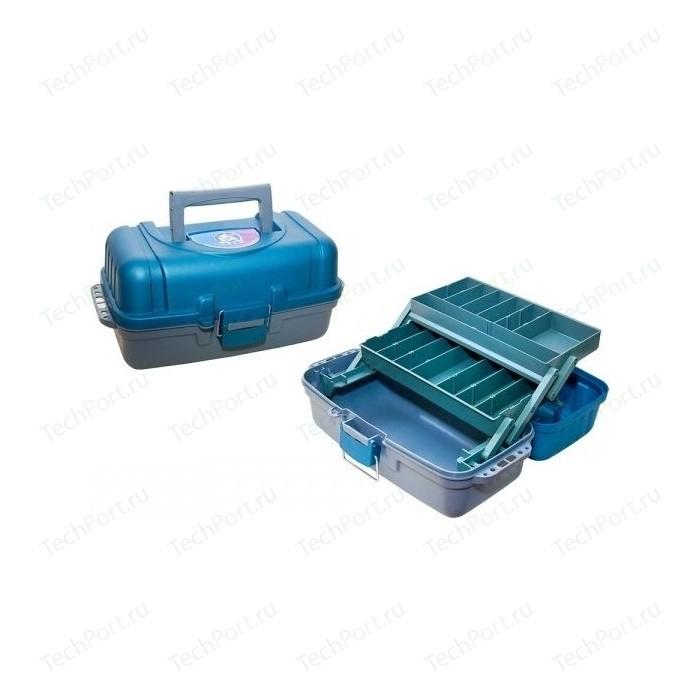 Ящик рыболовный Тонар ЯР-2 (370х190х180) 2 лотка