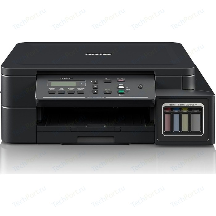 Фото - МФУ Brother DCP-T310 мфу brother dcp t710w ink benefit plus