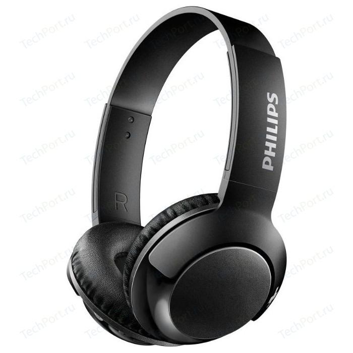 Наушники Philips SHB3075 black наушники philips shb3075 black