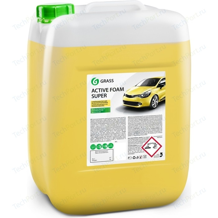 Активная пена GRASS Active Foam Super, 24 кг