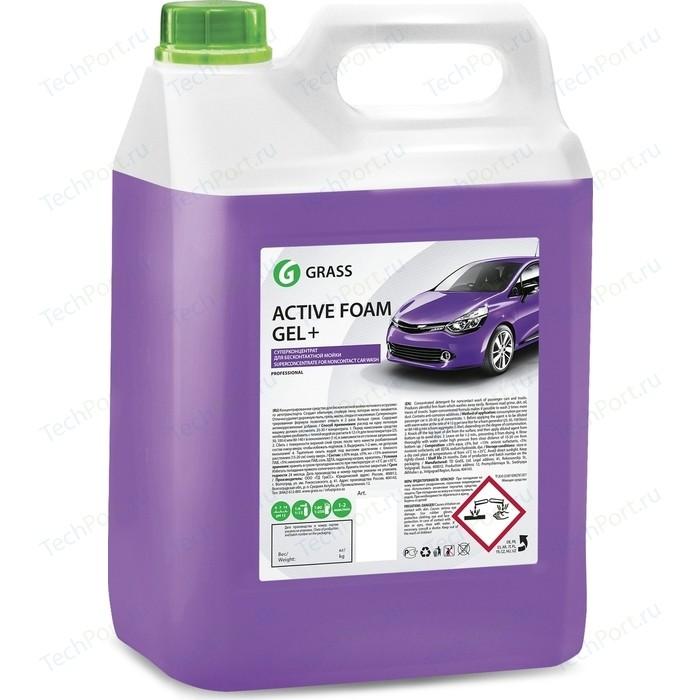 Активная пена GRASS Active Foam GEL+, самый концентрированный, 6 кг