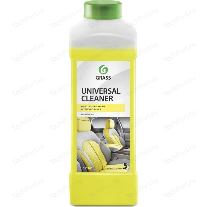 Очиститель салона GRASS Universal-cleaner, 1 л