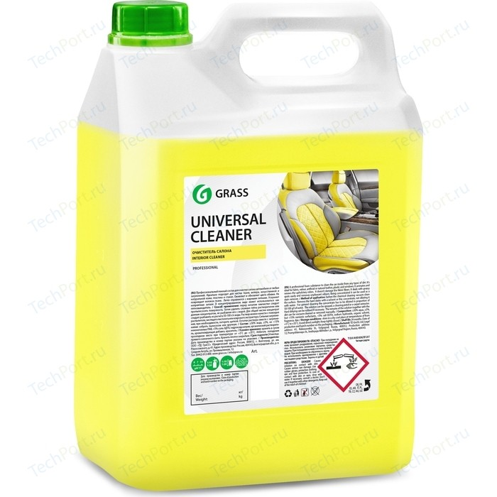 Очиститель салона GRASS Universal-cleaner, 5,4 кг