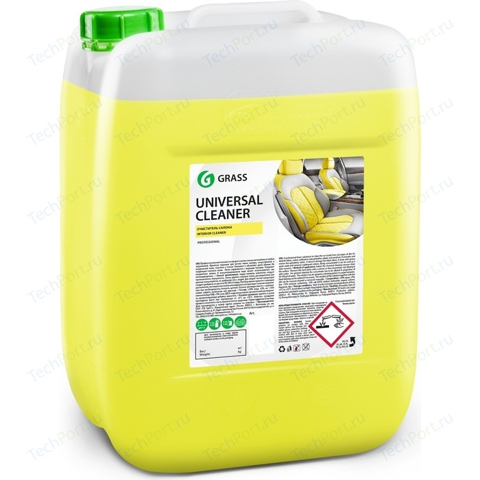 Очиститель салона GRASS Universal-cleaner, 20 кг