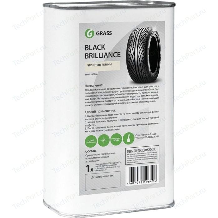 Чернитель резины GRASS Black Brilliance, 1 л