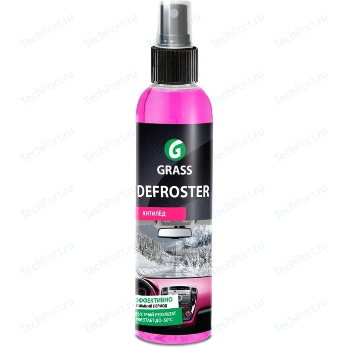 Антилед GRASS Defroster, 250 мл
