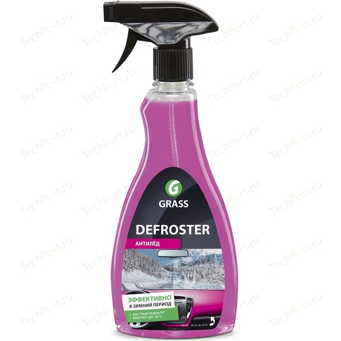 Антилед GRASS Defroster, 500 мл