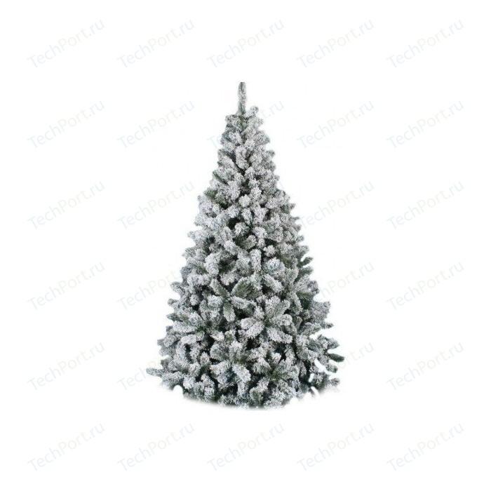 Елка искусственная Royal Christmas Flock Tree Promo заснеженная 164150 (150см)