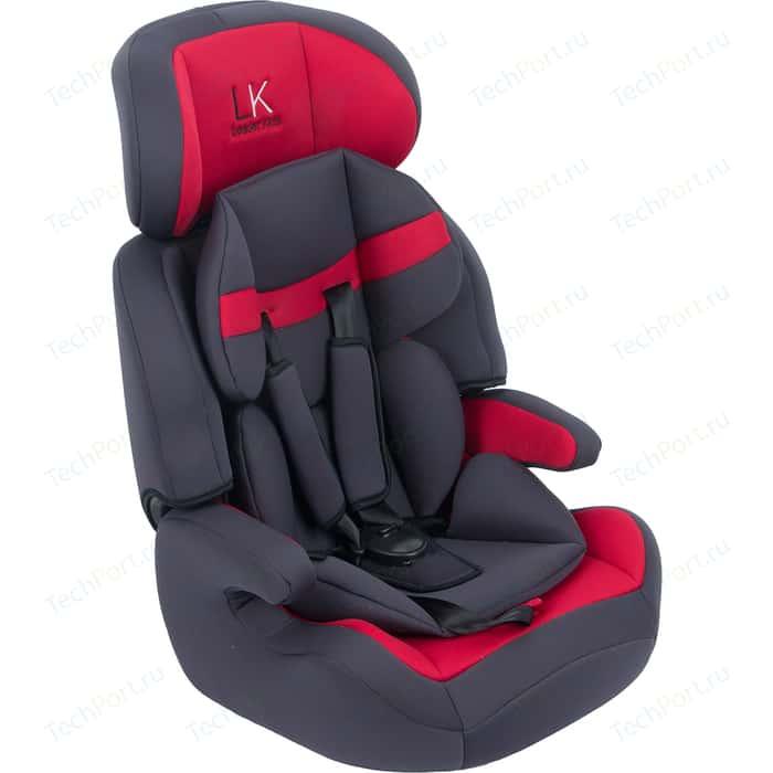 цена на Автокресло Leader Kids CITY TRAVEL Grey+Red (сер+красн) 1-2-3 г (9-36кг) GL000306400