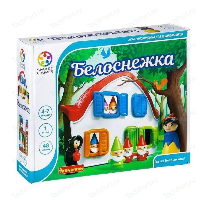 Логическая игра Bondibon Белоснежка (ВВ2050)