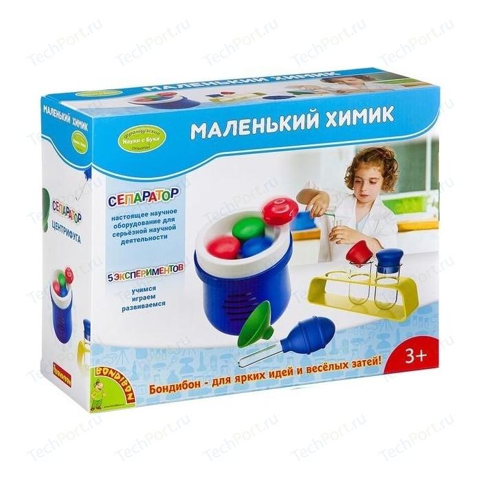 Набор для опытов Bondibon Маленький химик (ВВ2392)