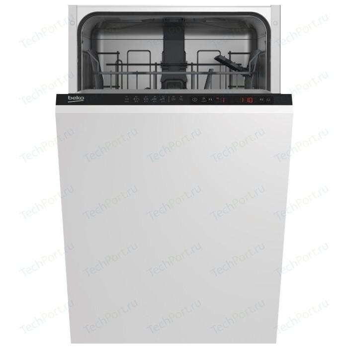 Встраиваемая посудомоечная машина Beko DIS26012