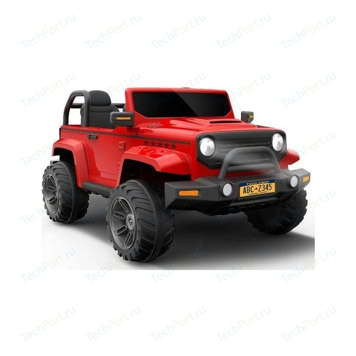 Детский электромобиль Chenghao Jeep Hunter Red с полным приводом - CH9938-RED