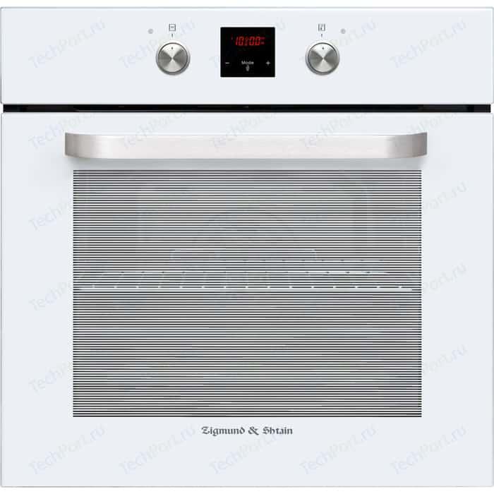 Электрический духовой шкаф Zigmund-Shtain EN 120.512 W электрический духовой шкаф zigmund shtain en 110 622 x