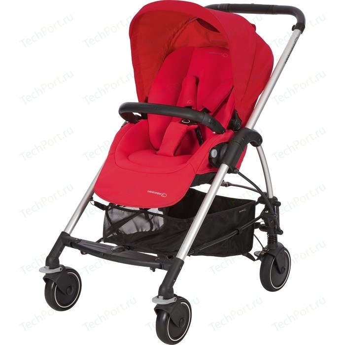 Коляска прогулочная Bebe Confort Mya Vivid Red 91958