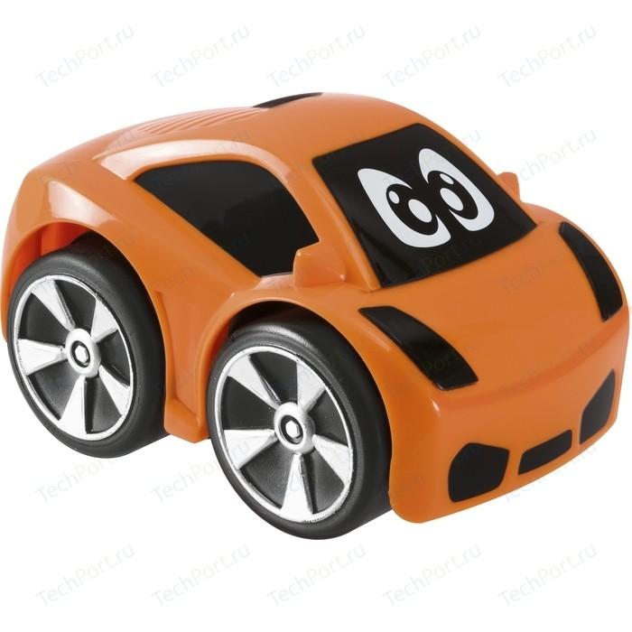 Мини-машинка Chicco Turbo Touch Oliver (оранжевый) 90675 машинка blaze вспыш чудо машинка цвет оранжевый