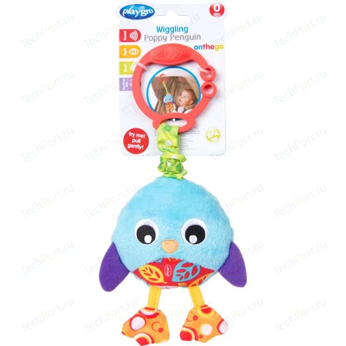 Игрушка-подвеска Playgro Пингвин 0186973 91744