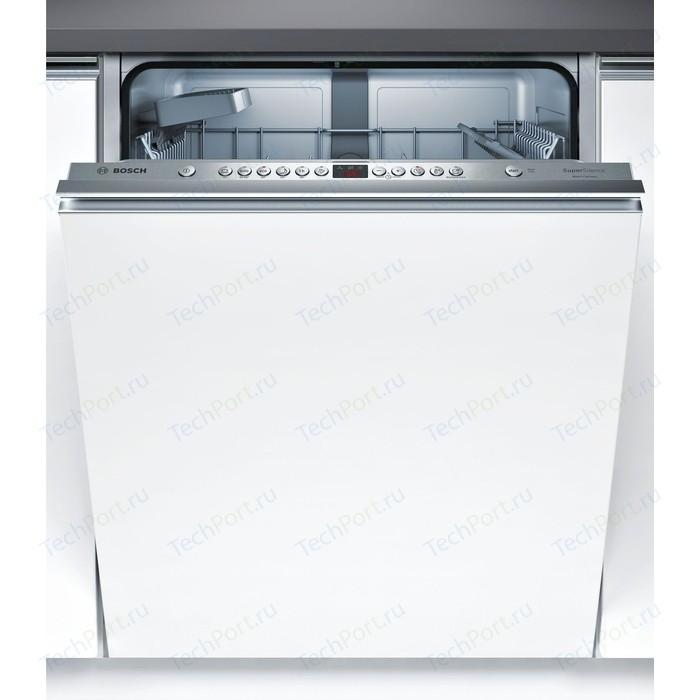 Встраиваемая посудомоечная машина Bosch Serie 4 SMV46IX01R