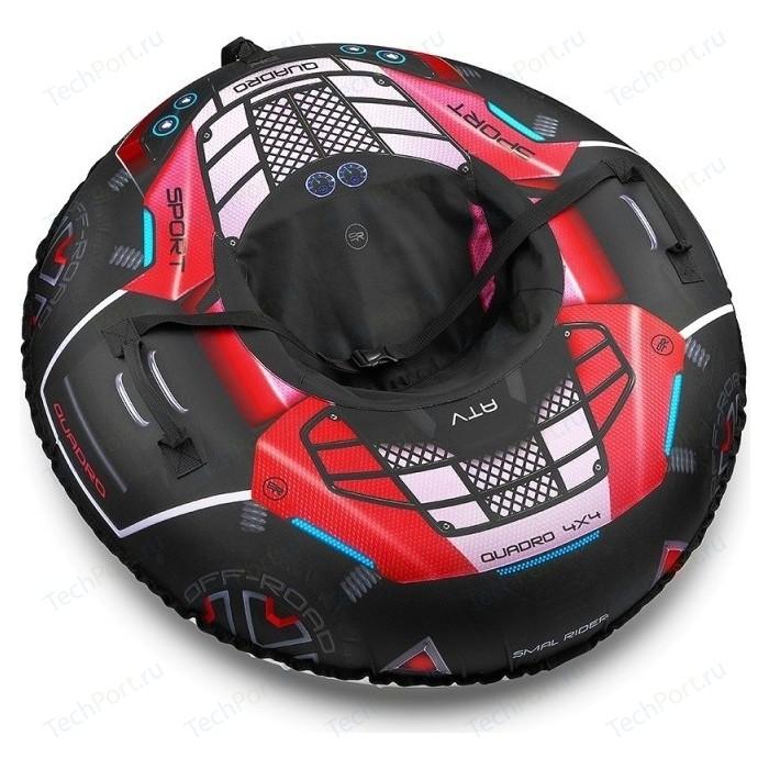 Тюбинг Small Rider Asteroid Quadro 4x4 (Квадроцикл) (красный) 1636880
