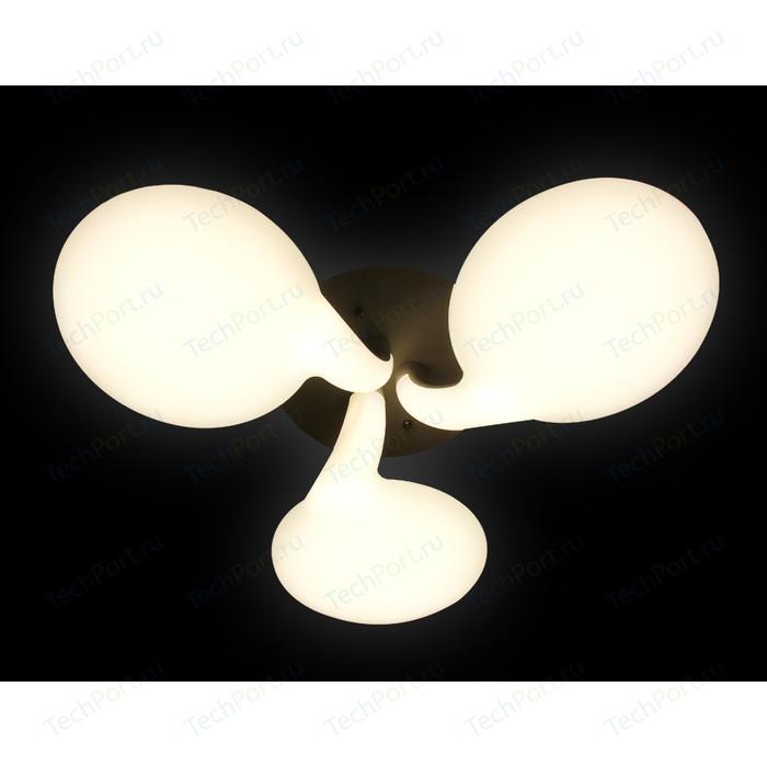 Управляемый светодиодный светильник Ambrella light FC22/3 WH 108W D720