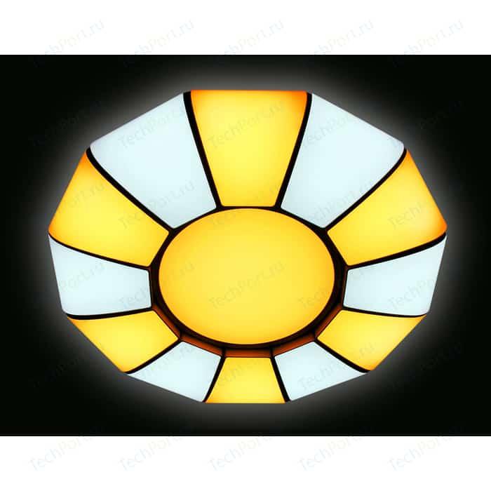 Управляемый светодиодный светильник Ambrella light FP2311 WH 114W D480