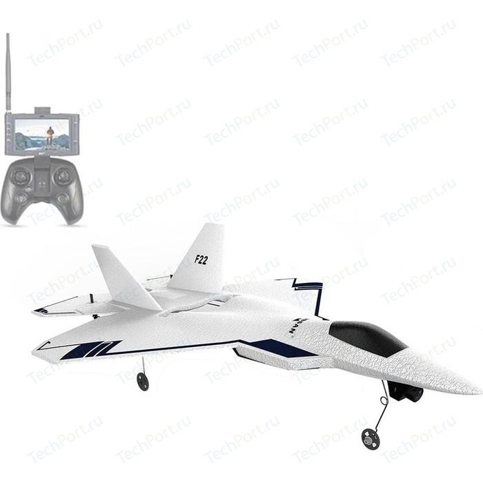 Радиоуправляемый самолет Hubsan F22 RTF 2.4G - F22+HT015B+HS001