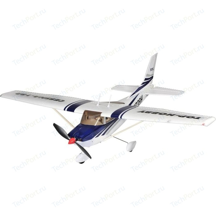 Радиоуправляемый самолет Top RC 400 Class Cessna PNP - top004B