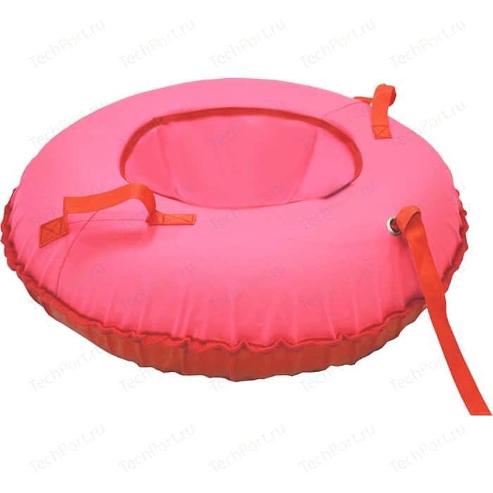 Тюбинг Пазитифчик дизайнерский розовый 80 см пр20