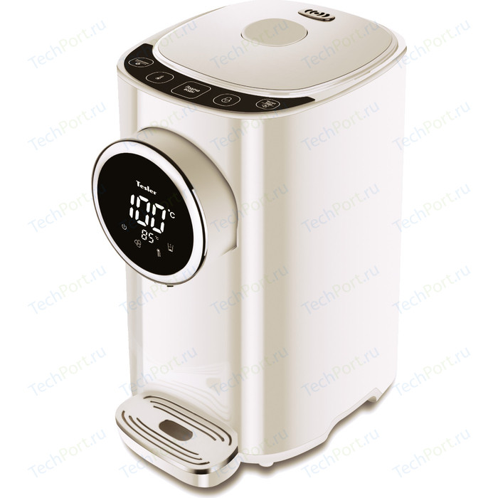 Термопот Tesler TP-5055 WHITE плита tesler peo 01 white
