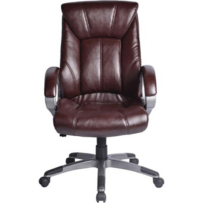 Фото - Кресло офисное Brabix Maestro EX-506 экокожа, коричневое, 530878 506