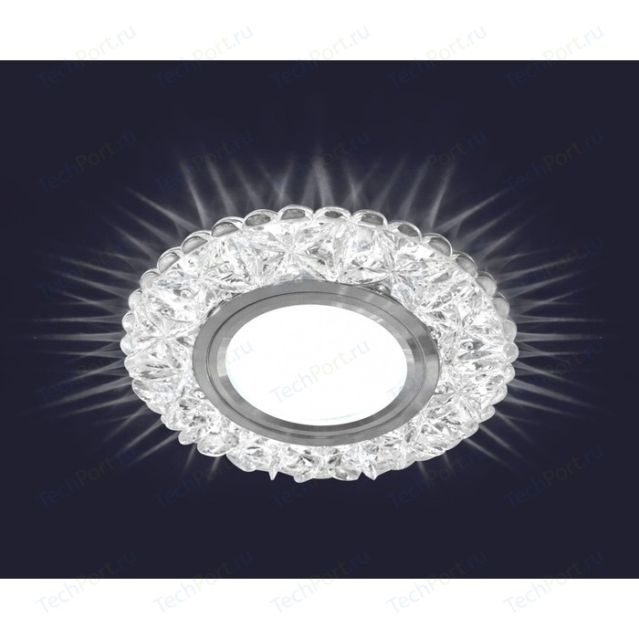 Светодиодный точечный светильник Estares ES-905/MR16-98-2,5W/NW-CLEAR/CLEAR-220-IP20