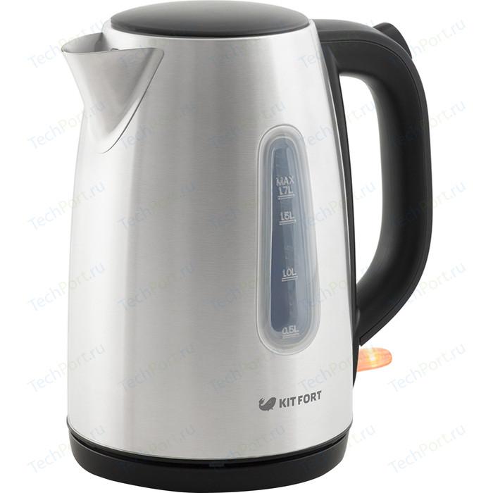 Чайник электрический KITFORT KT-632 чайник kitfort kt 632