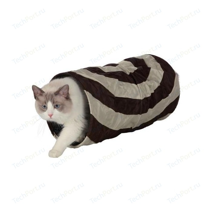 Игрушка TRIXIE Тоннель шуршащий 50см*ф25см для кошек (4301)