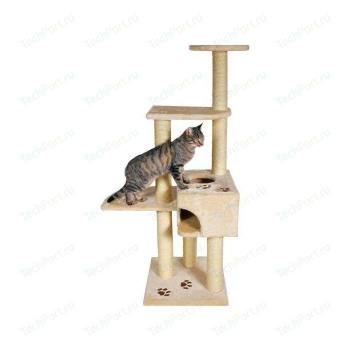 Когтеточка TRIXIE Alicante домик с площадками для кошек 142см (43861)