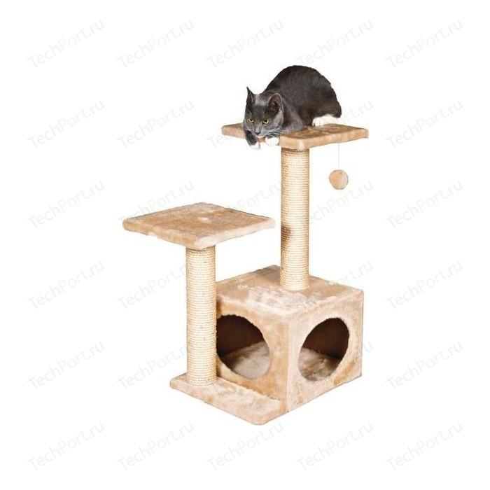 Когтеточка TRIXIE Valencia домик с площадками для кошек 71см (43771)