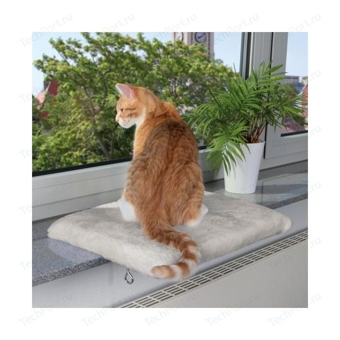 Лежанка TRIXIE на подоконник для кошек 51х36см (4328) матрас подушка на подоконник 2345 3456